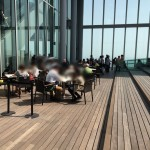 あべのハルカス展望台の絶景カフェレストラン!スカイガーデン300