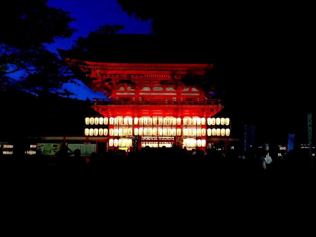下鴨神社・みたらし祭