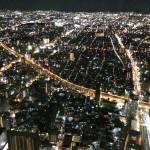 あべのハルカス展望台特別営業(淀川花火大会の中止日)