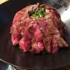 スマステなどのテレビで紹介された京都・西院「佰食屋 国産牛ステーキ丼」